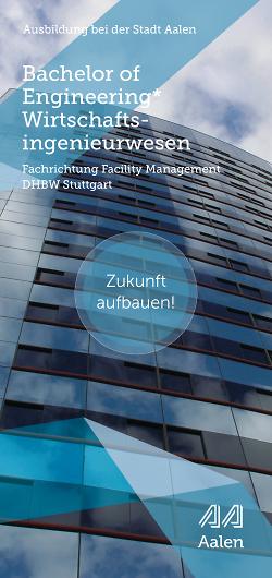 Bachelor of Engineering* - Wirtschaftsingenieurwesen, Fachrichtung Facility Management