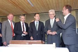 Eröffnung Innovationszentrum Aalen