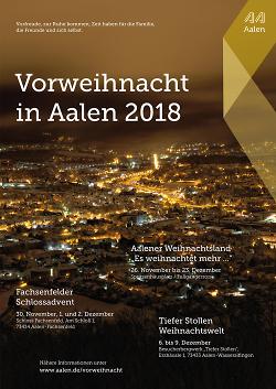 Vorweihnacht in Aalen 2018