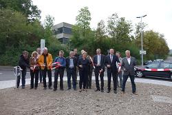 Kreisverkehr Rombacher Straße eingeweiht