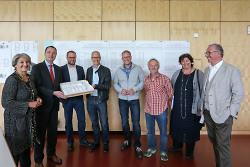 Preisträger des Realisierungswettbewerbs Kulturbahnhof