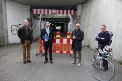 Unterführung Düsseldorfer Straße