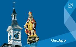 GeoApp Aalen