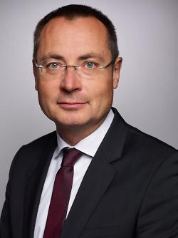 Oberbürgermeister Thilo Rentschler