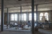 Kulturbahnhof - Baustelle 2019