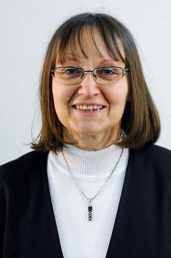 Ortsvorsteherin Andrea Hatam