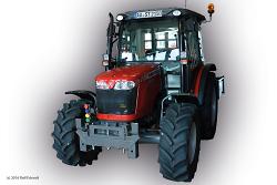 Traktor der Feuerwehr Aalen