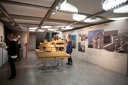 Eröffnung Ausstellung SOS Brutalismus
