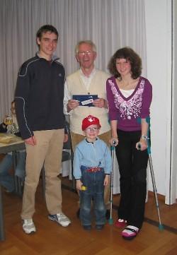 Sportler des Jahres 2005