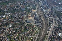 Lage des Stadtovals