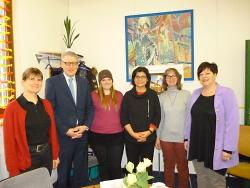 Übernahme Personal des JNZ Rötenberg