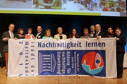 Aalen ist Stadt der UN-Dekade Bildung für Nachhaltige Entwicklung