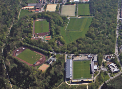 Sportstätten im Rohrwang