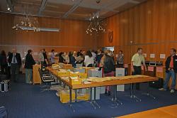 Kommunalwahlen und Europawahlen
