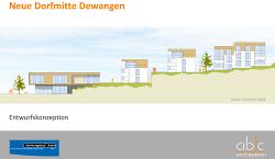 Neue Mitte Dewangen