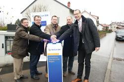Ausbau des Breitbandnetzes in Dewangen