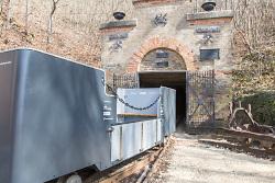 Barrierefreier Wagon