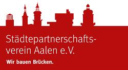 Logo Städtepartnerschaftsverein Aalen e. V.