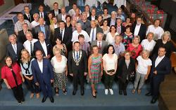 Gemeinderat Aalen - Konstituierende Sitzung am 4. Juli 2019