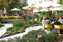 Platz 9: Samocca Garten