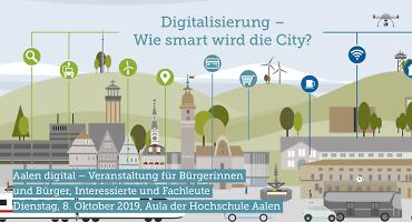 Digitalisierung - Wie Smart wird die City?