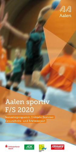 Aalen sportiv Frühjahr & Sommer 2020