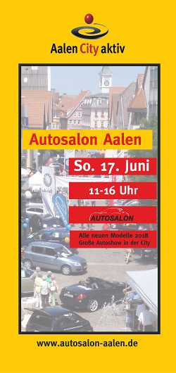 Autosalon Aalen 2018