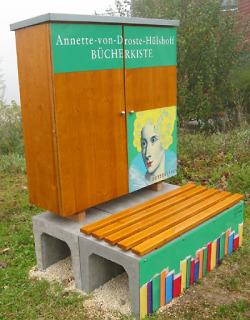 Annette von Droste-Hülshoff-Bücherkiste