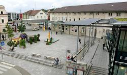 Hauptbahnhof Aalen