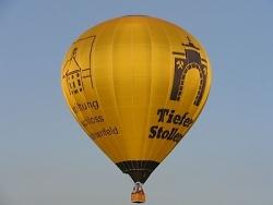 So schön können die Ballonfahrten mit Martin Hofer sein