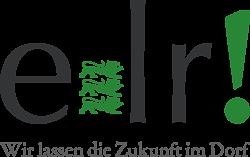 Auf diesem Bild ist das Logo zum Entwicklungsprogramm Ländlicher Raum (ELR) zu sehen.