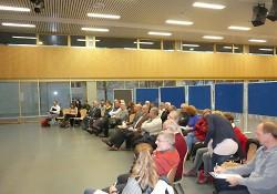 Bürgerforum in der Weststadt am 18.11.2016