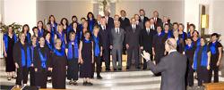 Chor der Salvatorkirche