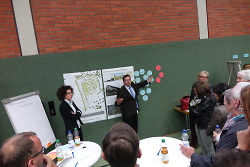 Bürgerinformation zum Stadtoval am 19. Mai 2015