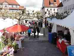 Maimärktle auf dem Spritzenhausplatz