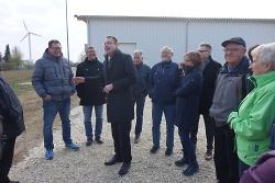 OB Rentschler on Tour in Dewangen