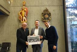 Stadtarchiv liefert historische Bilder für Kalender