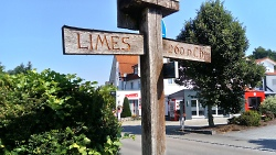 Limeswanderweg in Treppach