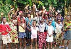 """Projekt der Don-Bosco-Schwestern """"Haus der Hoffnung"""" in Benin"""