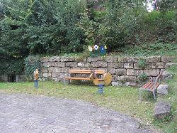 Dorfplatz Rodamsdörfle