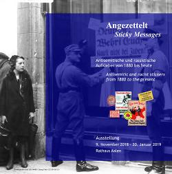 """Ausstellung """"Angezettelt"""""""