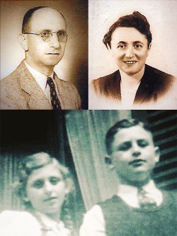 Familie Pappenheimer