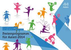 Ferienprogramm 2014 - Titelseite
