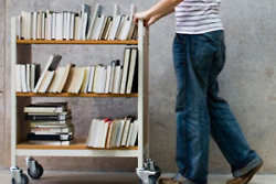 Fernleihe Bücherei, Stadtbibliothek