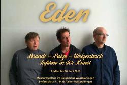 Eden - Brandt, Putze, Weldenbach