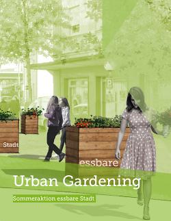 """Urban Gardening – """"essbare Stadt"""""""