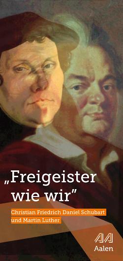 """Flyer """"Freigeister wie wir"""""""