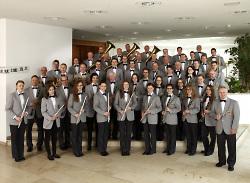Gruppenbild des Städtischen Orchesters