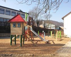 Spielplatz Friedensschule