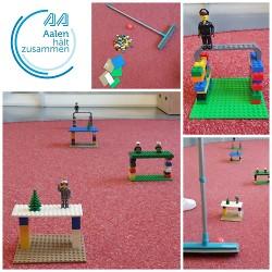 LEGO-Wohnungsgolf